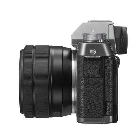 X T100 Darksilver Leftside Xc15 45mm