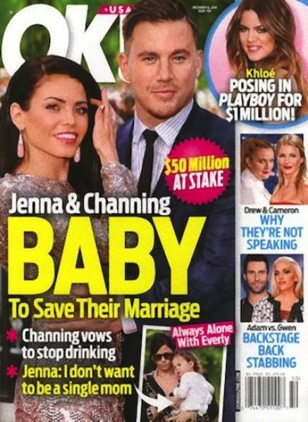 Channing Tatum, dispuesto a ser un padrazo