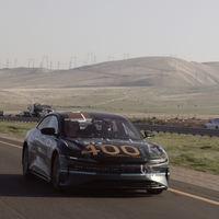 Un vídeo para intimidar al Tesla Model S: la berlina eléctrica Lucir Air recorre más de 644 kilómetros con una sola carga