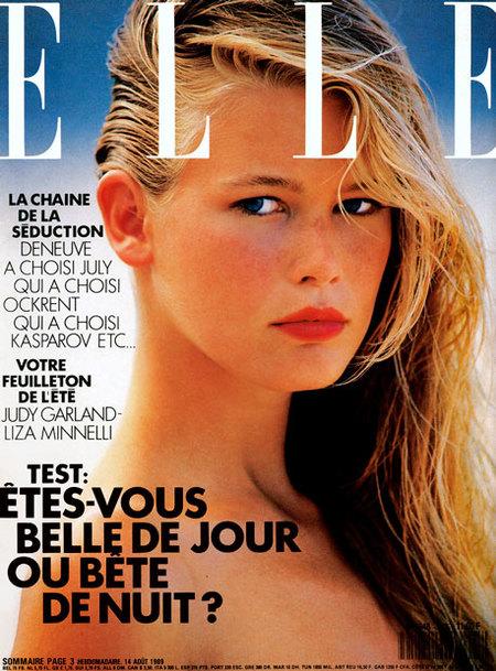 Claudia elite