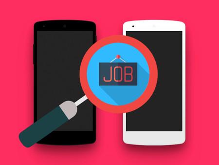 Siete aplicaciones para encontrar trabajo desde el móvil en Android y iOS