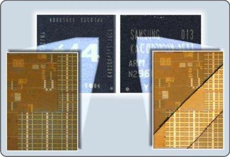 Samsung Wave y iPad comparten cerebro, presumiblemente iPhone 4 también