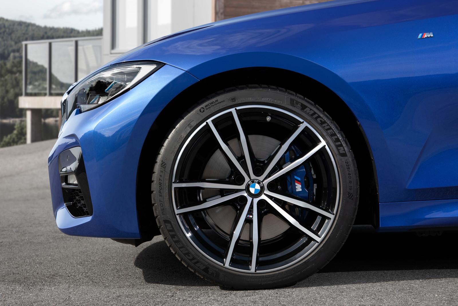 Foto de BMW Serie 3 2019 (27/131)