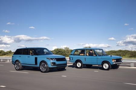 El Range Rover cumple medio siglo, y lo celebra con las 1.970 unidades de la edición limitada Fifty