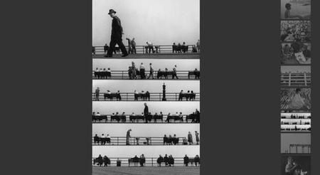 Harold Feinstein, un mago de la fotografía en toda su dimensión