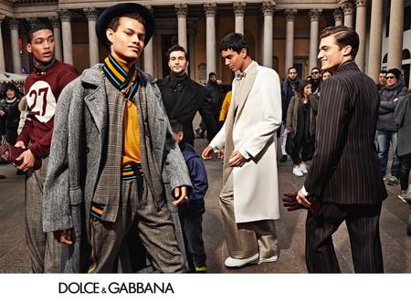 Dolce Gabbana Vuelve A Reclutar A Su Ejercito Millennial Para Su Nueva Campana De Invierno 05