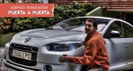 A la atención de la agencia que ha hecho el anuncio de TV de Mapfre: el Renault Fluence Z.E. no es un coche híbrido