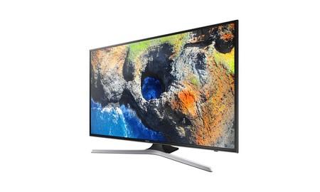 Mediamarkt tiene las 50 pulgadas 4K de la Samsung UE50MU6125KXXC rebajadas estos días a 555 euros