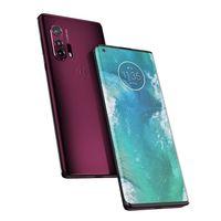 Motorola Edge+ con lujo de detalle: pantalla curva con agujero y cámara de 108 megapixeles serán las armas de Motorola para 2020