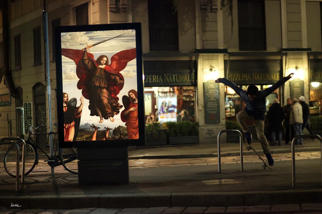 Foto de La publicidad puede llegar a ser un arte, pero prefiero el de verdad (10/29)