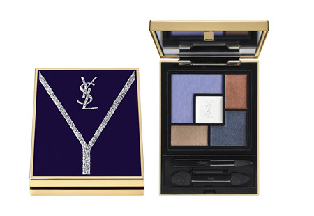 Couture Palette Fall Look Yconic Purple Ysl