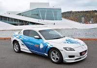 El Mazda RX-8 de hidrógeno llega a Noruega