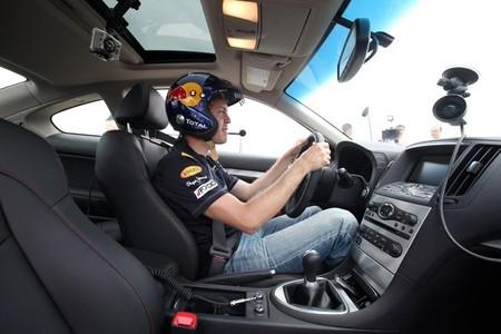 Sebastian Vettel rodará en el circuito de Nueva Jersey