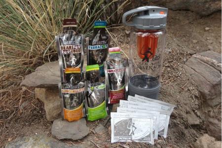 Cerveza concentrada, ideal para llevar a la playa o la montaña