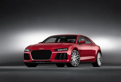 Audi llevará el Sport Quattro laserlight concept al CES