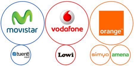 Movistar, Vodafone y Orange más enfrentados que nunca