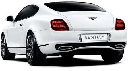 Primeras entregas del Bentley Continental Supersports