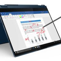Lenovo ThinkBook 13s Gen 2, 14s YOGA y 15 Gen 2: estos portátiles se ponen al día con nuevo diseño y CPU Intel Core de 11ª generación