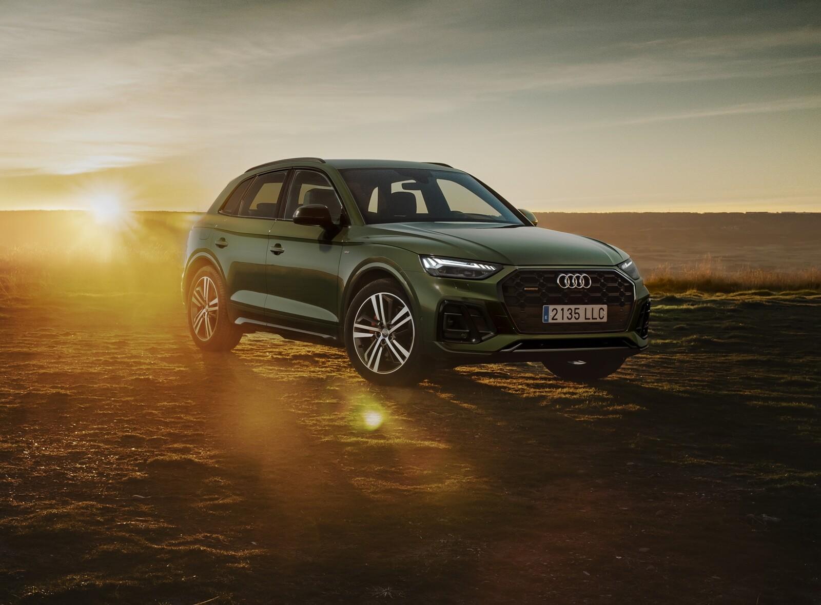 Foto de Audi Q5 2020, prueba (12/52)