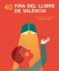 Inaugurada la Feria del Libro de Valencia 2009