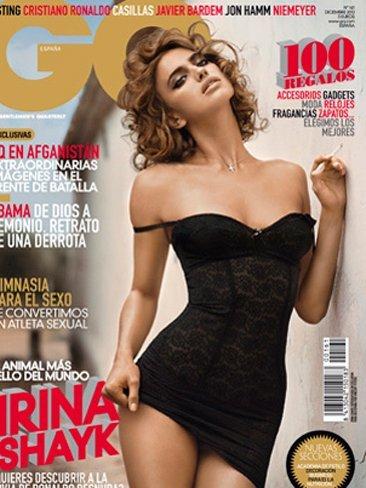 Irina Shayk, sensualidad a flor de piel, ¡im-prezionante!