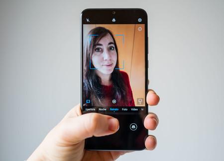 Huawei P Smart 2019 App Camara Frontal