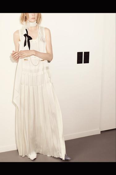 La novia con más glamour se viste de Lanvin