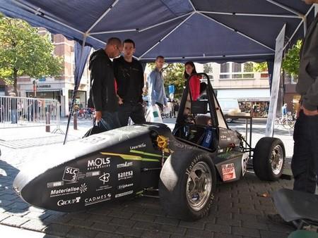 Areion: así se creó el primer coche del mundo construido con una impresora