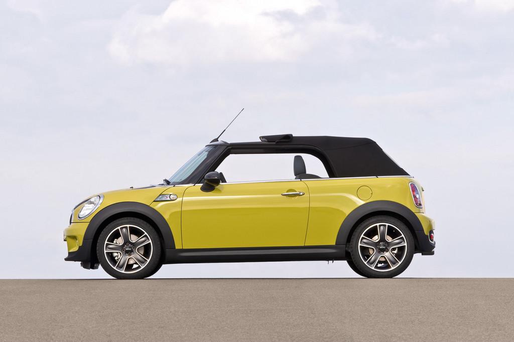 Foto de Nuevo Mini Cabrio (6/26)