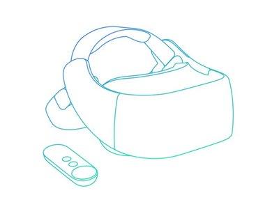 Google lanzará a finales de 2017 visores de realidad virtual independientes, no necesitan ni un móvil ni PC para funcionar