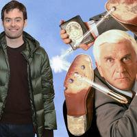 'Agárralo como puedas' tiene un reboot en marcha: Bill Hader es el hijo de Frank Drebin