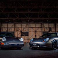 Porsche continúa la celebración presentando 20 alhajitas recién restauradas en casa