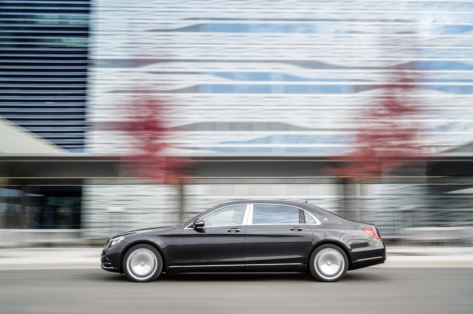 Foto de Mercedes-Benz Clase S Maybach (26/38)