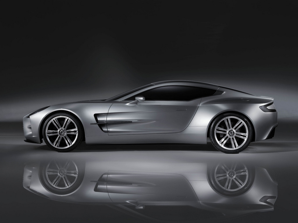 Foto de Aston Martin One-77 (20/20)