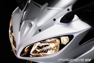 Yamaha FZ8 y FZ8 Fazer, desnuda o carenada