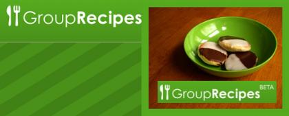 Group Recipes, una red social gastronómica