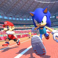 Mario y Sonic en los Juegos Olímpicos de Tokyo 2020 lo dan todo en sus primeros vídeos de cara a alzarse con la victoria en noviembre [E3 2019]
