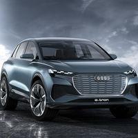 Audi Q4 e-tron concept: anticipando el nuevo SUV eléctrico de Audi, con 450 km de autonomía