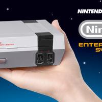 Nintendo confirma que la Mini NES tendrá varios tipos de visualización y puntos de guardado