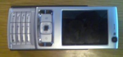 Nokia N83, ¿descubierto?