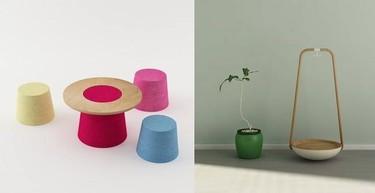 Mobiliario infantil de Stone Designs para Actus