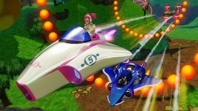 Vídeo con las características principales de 'Sonic & All-Stars Racing Transformed', y galería de imágenes de regalo