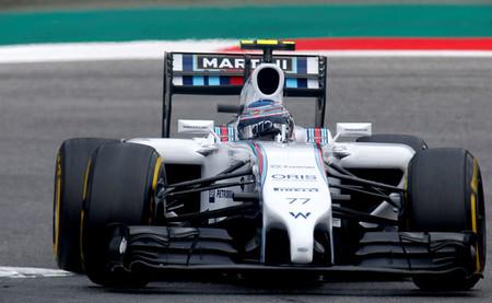 Valtteri Bottas deja claro el objetivo con el mejor tiempo de la tercera sesión de entrenamientos libres