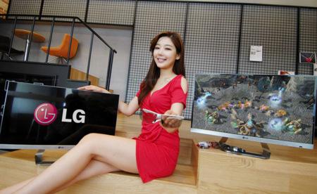 LG DM279D, monitor LED y Televisor 3D con marco ultrafino