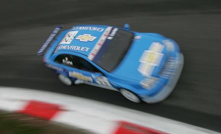 Chevrolet abandonará el Mundial de Turismos al final de la actual temporada
