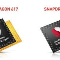 Qualcomm rellena huecos en gama media con Snapdragon 617 y Snapdragon 430