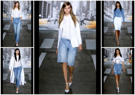 collage 7 denim dkny
