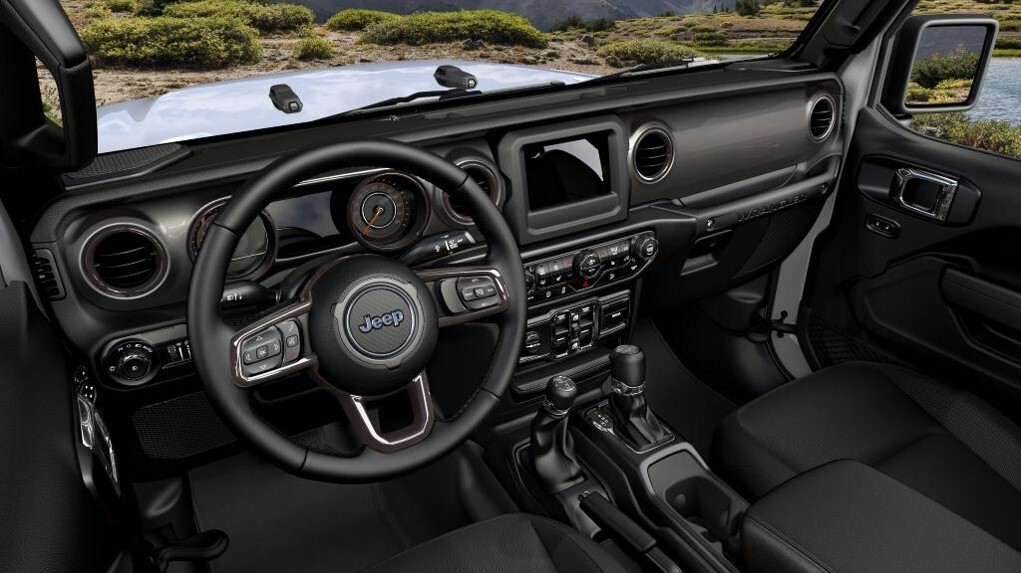 Foto de Jeep Wrangler Edición Willys 2021 (4/6)