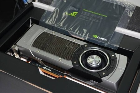 Una nueva NVidia GeForce GTX 780 está en camino