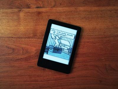 Cómo crear, convertir y pasar cómics a tu Kindle
